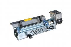 ex-vibra 8 öppen med vikt