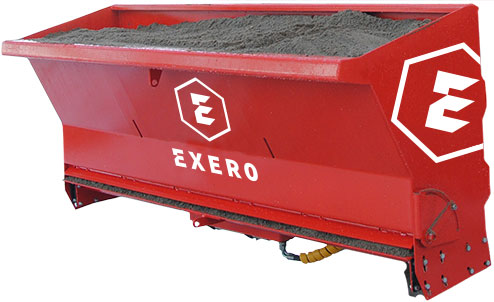 Frontsandare Exero EX 100