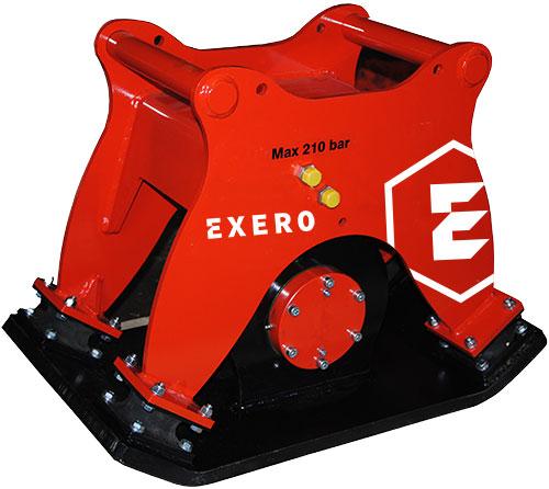 Hydraulisk Markvibrator Exero EX 22