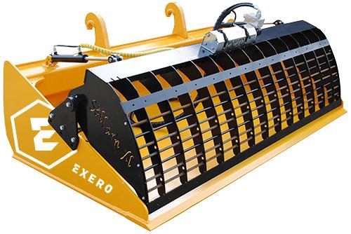 EXERO Spridningsskopa EX 300