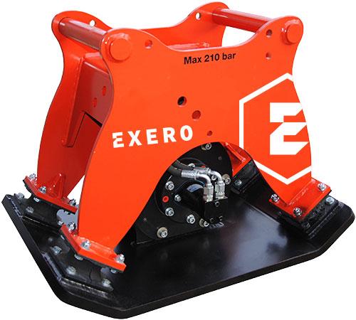 Hydraulisk Markvibrator Exero EX 34