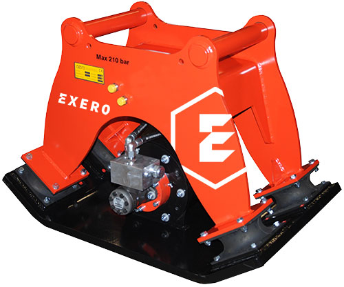 Hydraulisk Markvibrator Exero EX 41