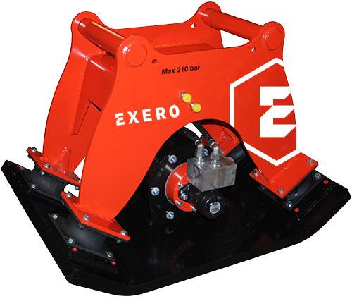 Hydraulisk Markvibrator Exero EX 65