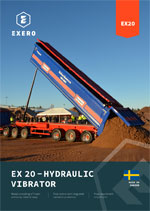 exero ex 20 product sheet