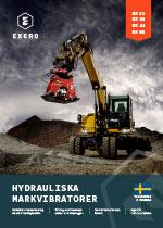 EXERO Produktblad Markvibratorer