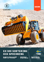 ex300 sorteringsskopa