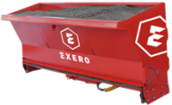 frontsandare till lastbil exero ex 100